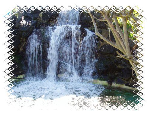 My water fall